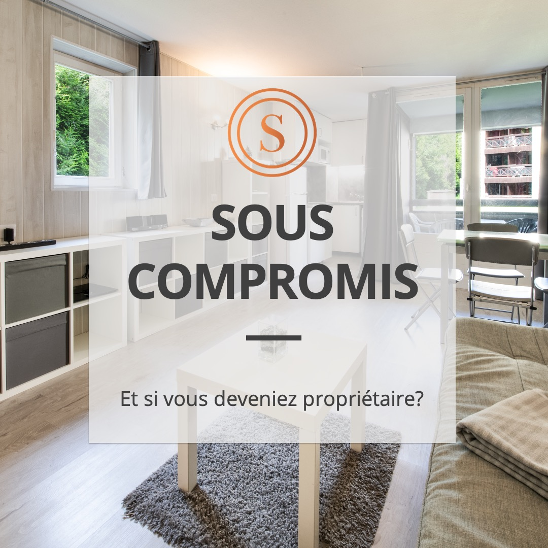 EXCLUSIVITÉ! DOUBLE EXPOSITION – IDEAL STATUT LMNP – STUDIO