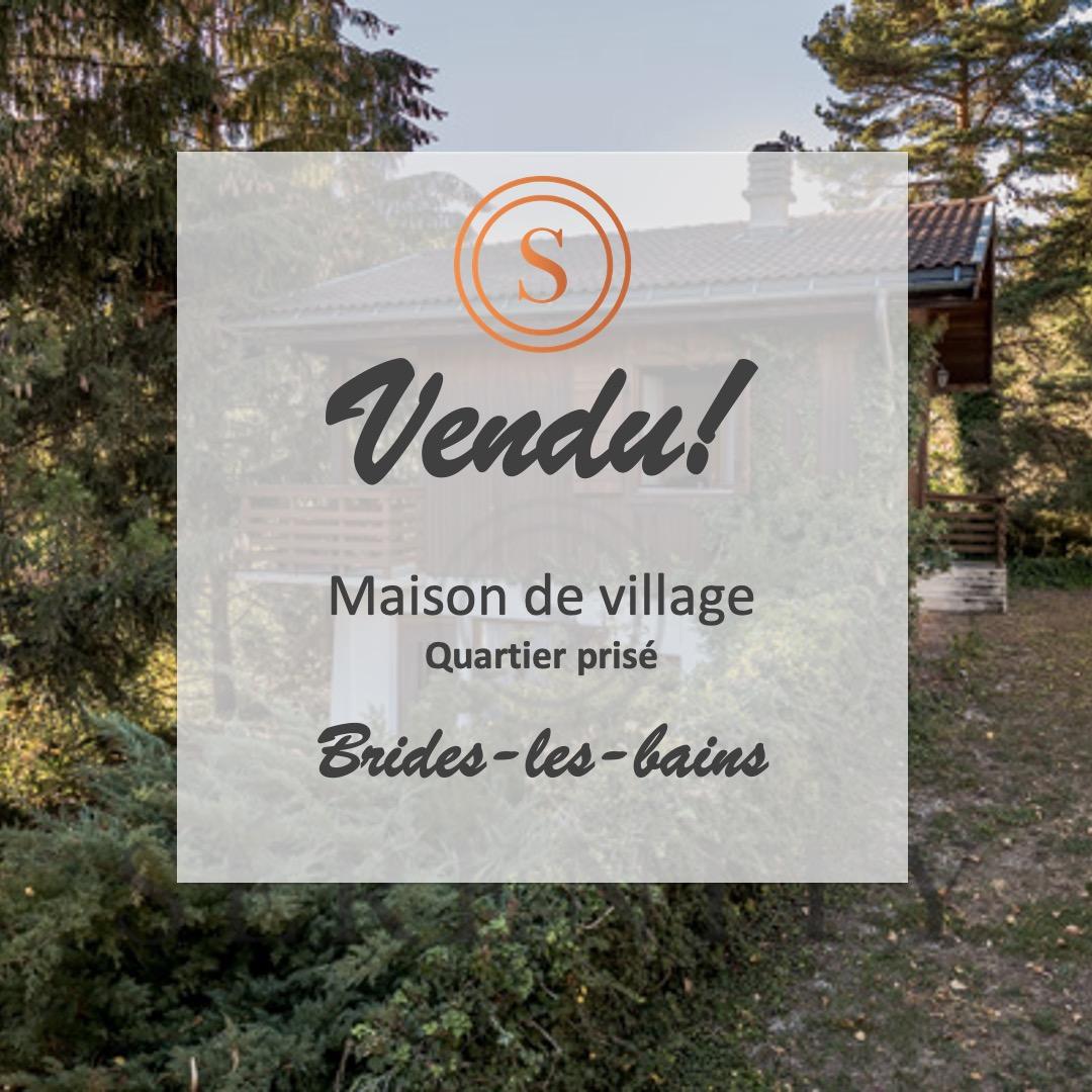 EXCLUSIVITE ! MAISON DE VILLAGE PLEIN SUD